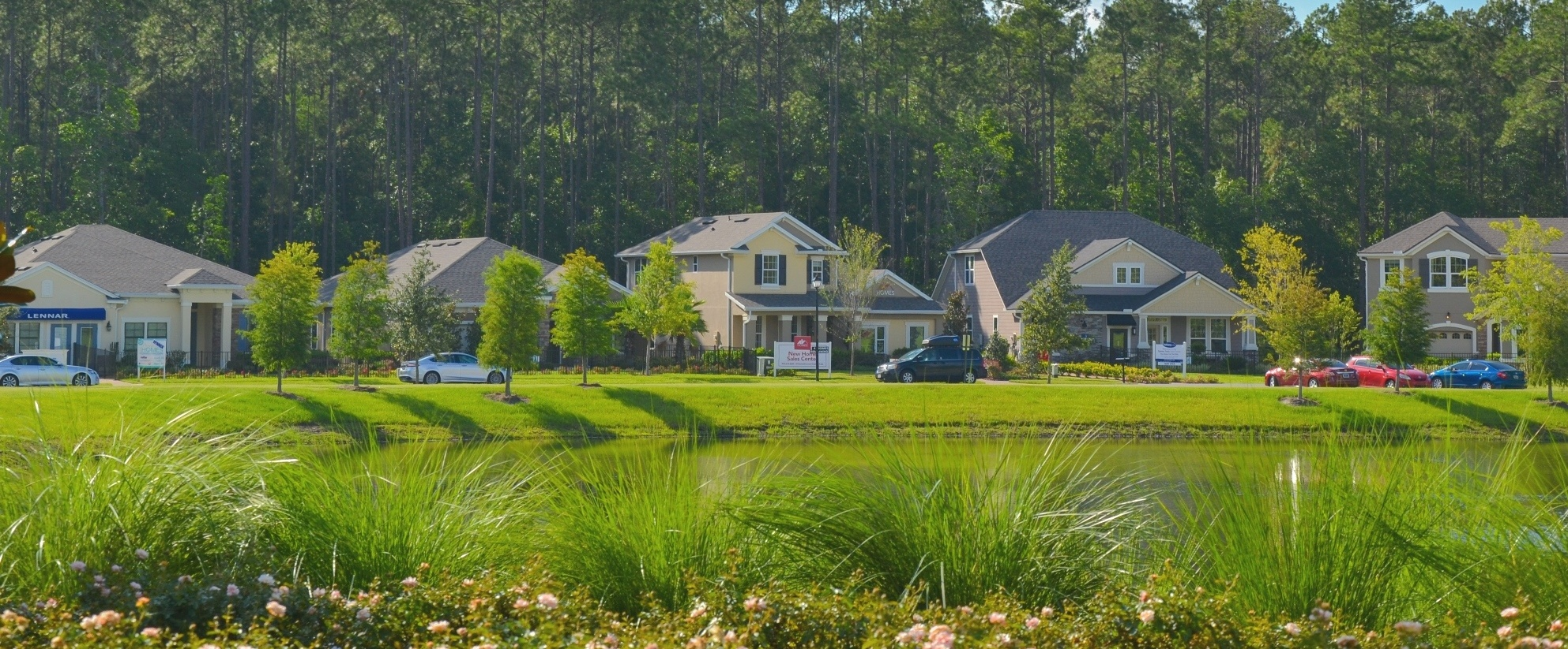 Cypress Trails Model Home Park