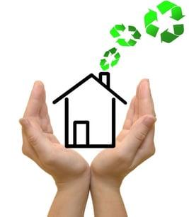 Energy efficient new homes