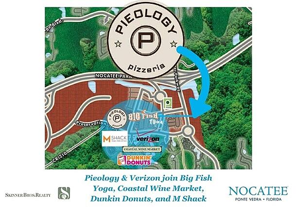 Pieology Pizzeria Joins Nocatee's Dining Options