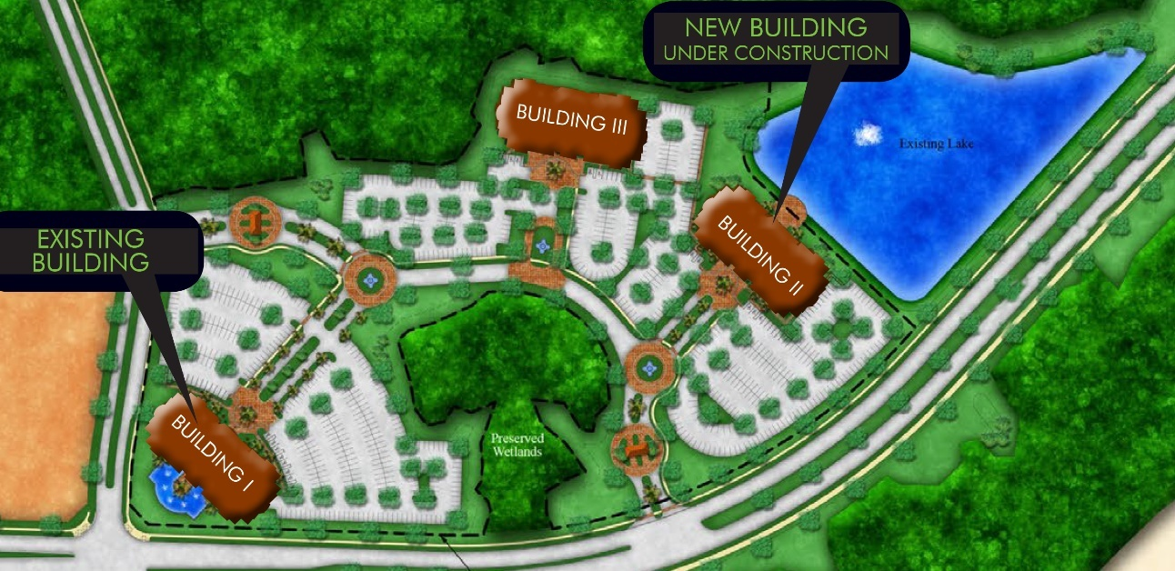 Fort Wade Road Office Park at Nocatee