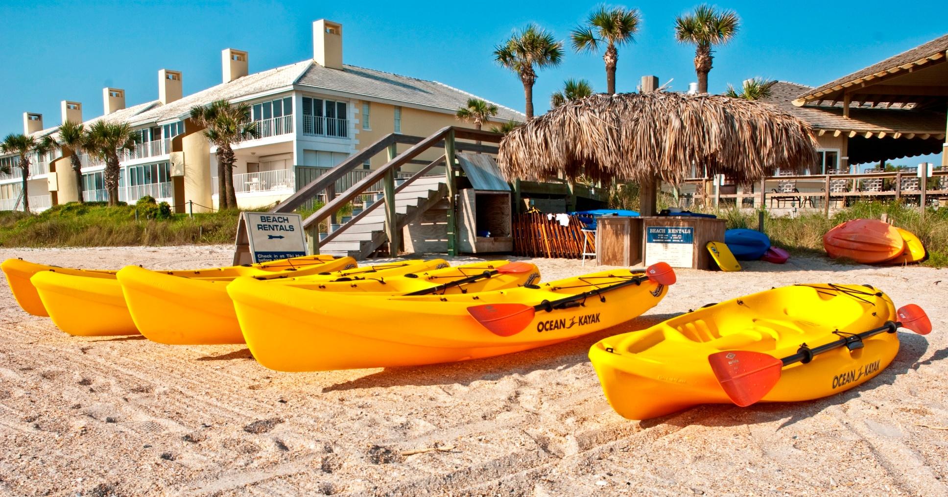 Recreation at Cabana Beach Club Ponte Vedra Beach