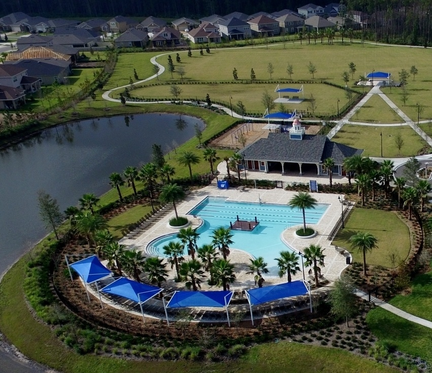 Cypress Park at Nocatee Amenity