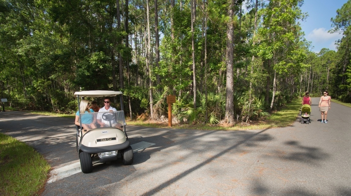 Nocatee Greenway Trails Network