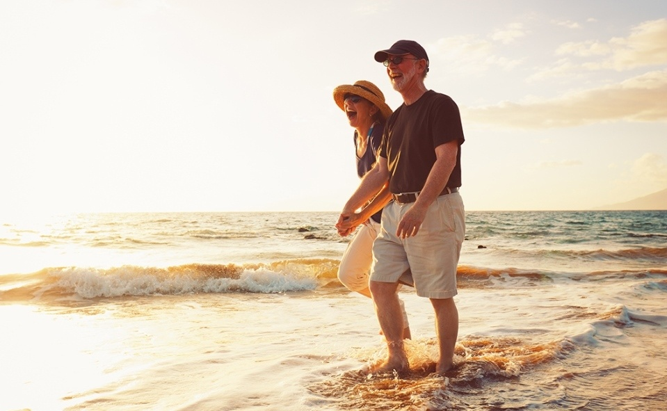 Retirees First Coast Beaches