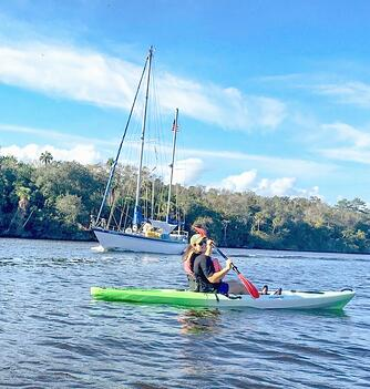 Paddle Sports at Nocatee, Ponte Vedra