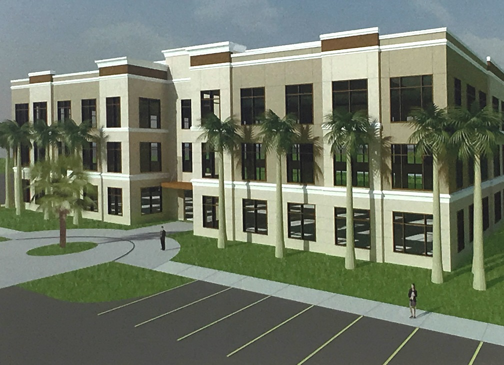 New IMC Office Building at Nocatee