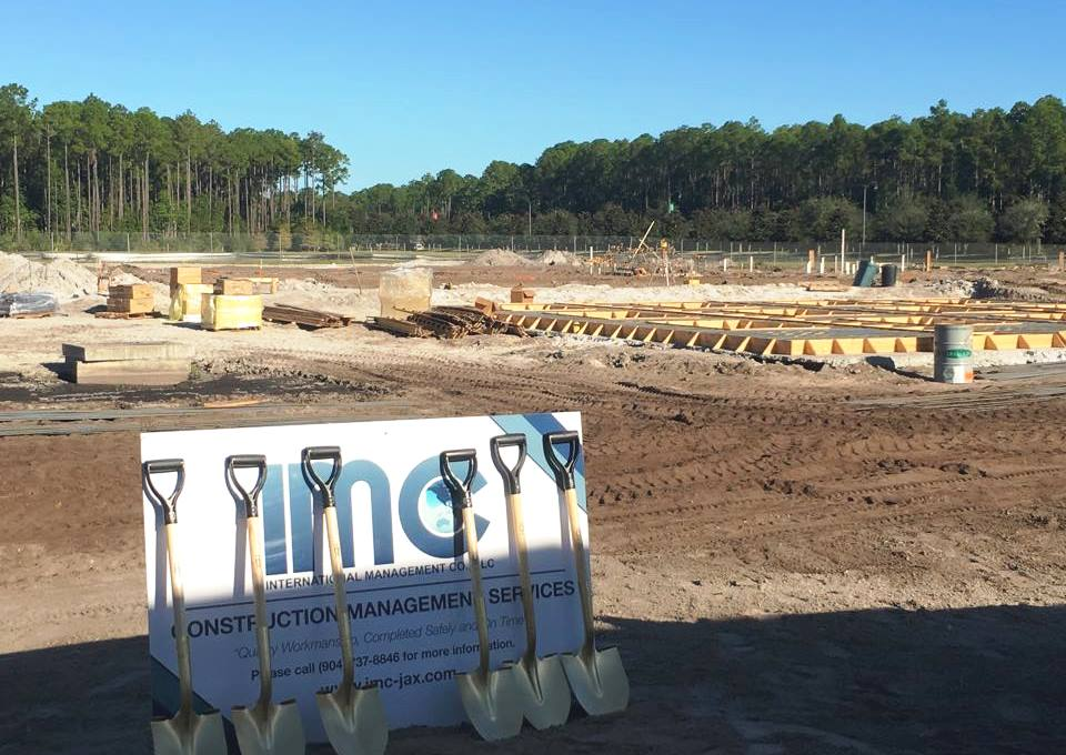 CBRE IMC Office Building Ground Breaking at Nocatee
