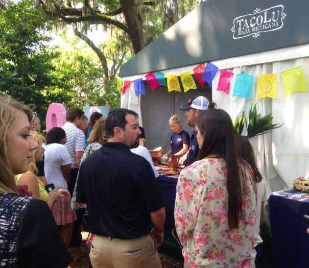 TacoLu Tacos on 12 at THE PLAYERS Championship via Jacksonville.com
