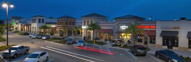 Nocatee Town Center Retailers