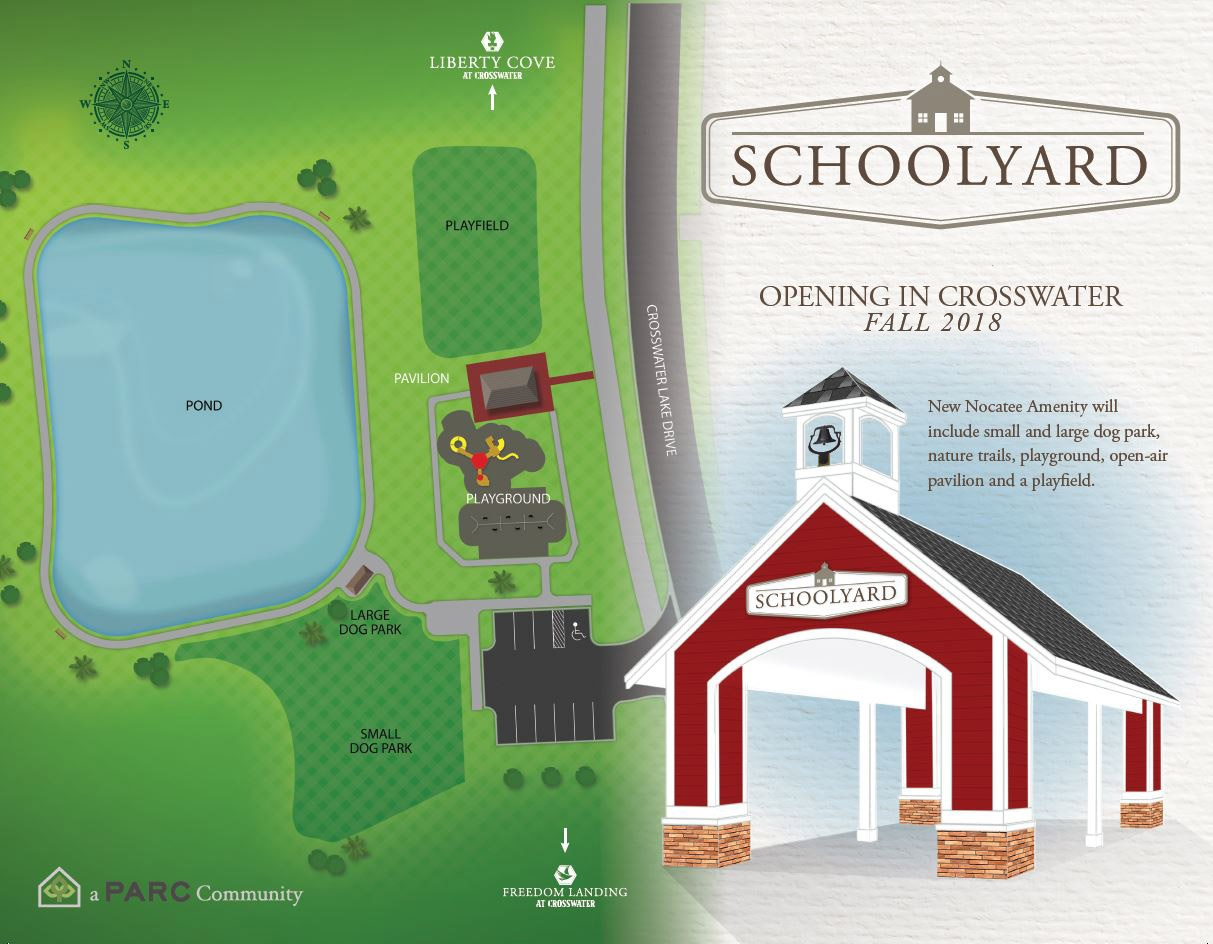 New Schoolyard Amenity at Nocatee