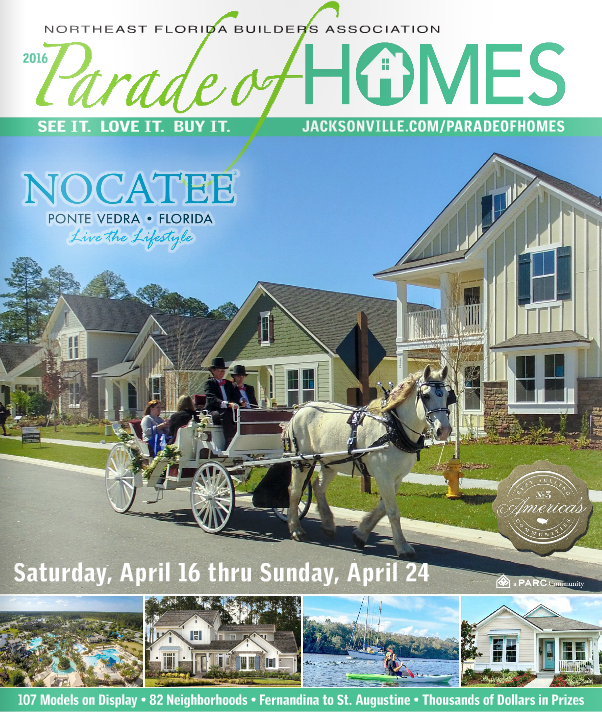 NEFBA Parade of Homes 2016 Guide and Magazine