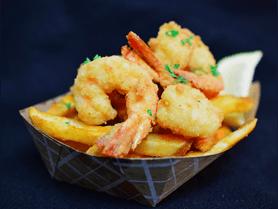 Timoti's shrimp