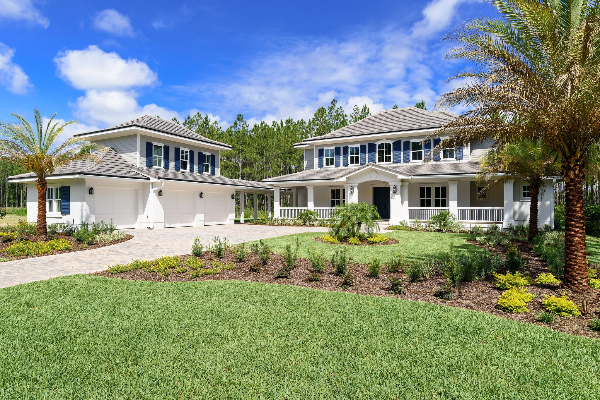 The Tidewater by Glenn Layton Homes in The Hammock