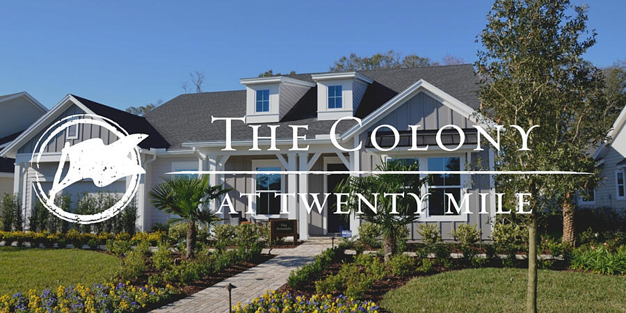 The Colony at Twenty Mile in Nocatee