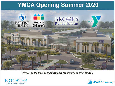YMCA Opening at Nocatee