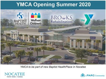 YMCA Opening at Nocatee