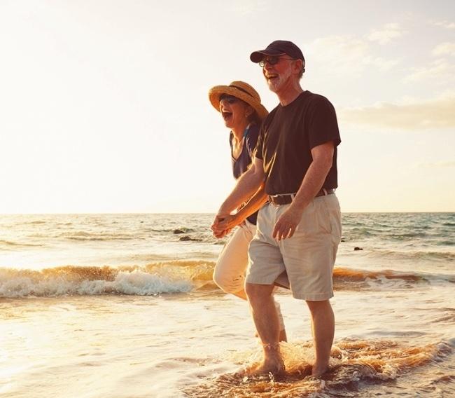 Retirees Oceanside