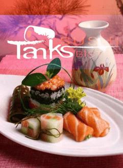 Tank's Sushi Bistro
