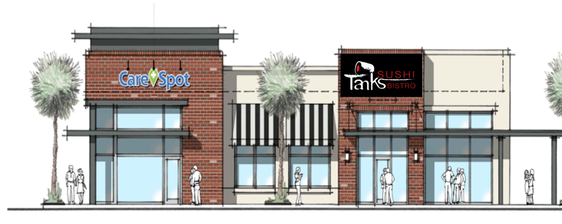 Tanks Sushi Bistro Opening in Nocatee Town Center