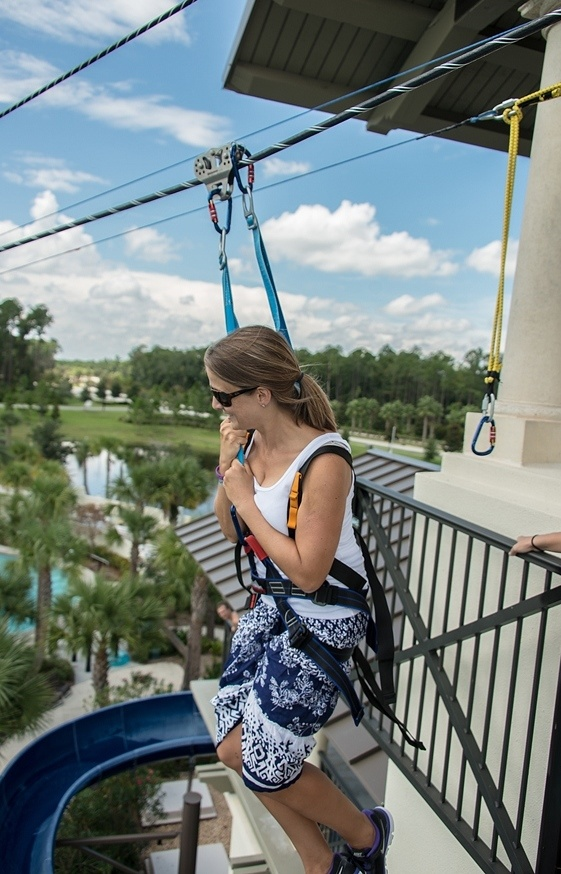 Nocatee Zipline