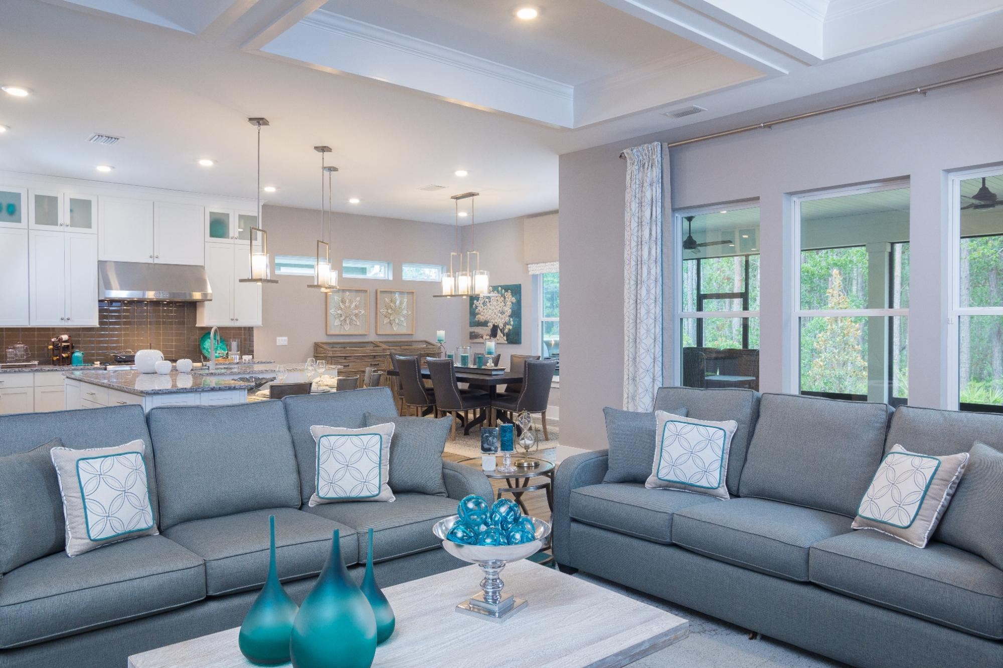 Monroe Model by Providence Homes in Twenty Mile at Nocatee