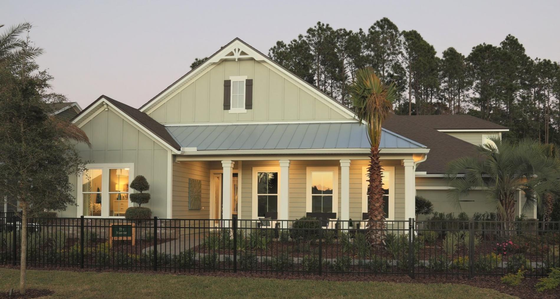 The Monroe Model by Providence in Nocatee's The Outlook at Twenty Mile