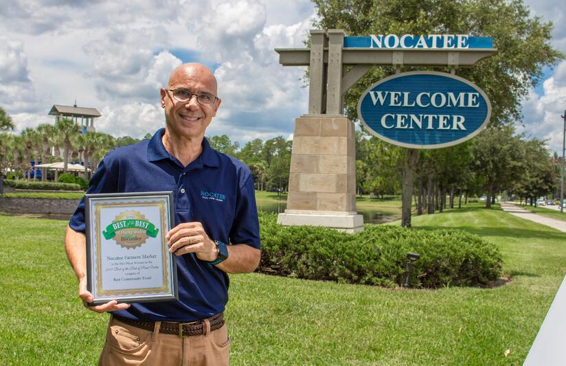 Nocatee's Community Manager David Ray