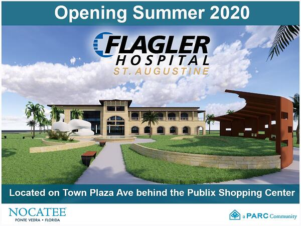 Flagler Expanding to Nocatee