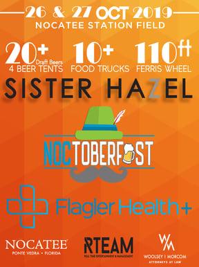Noctoberfest 2019 at Nocatee