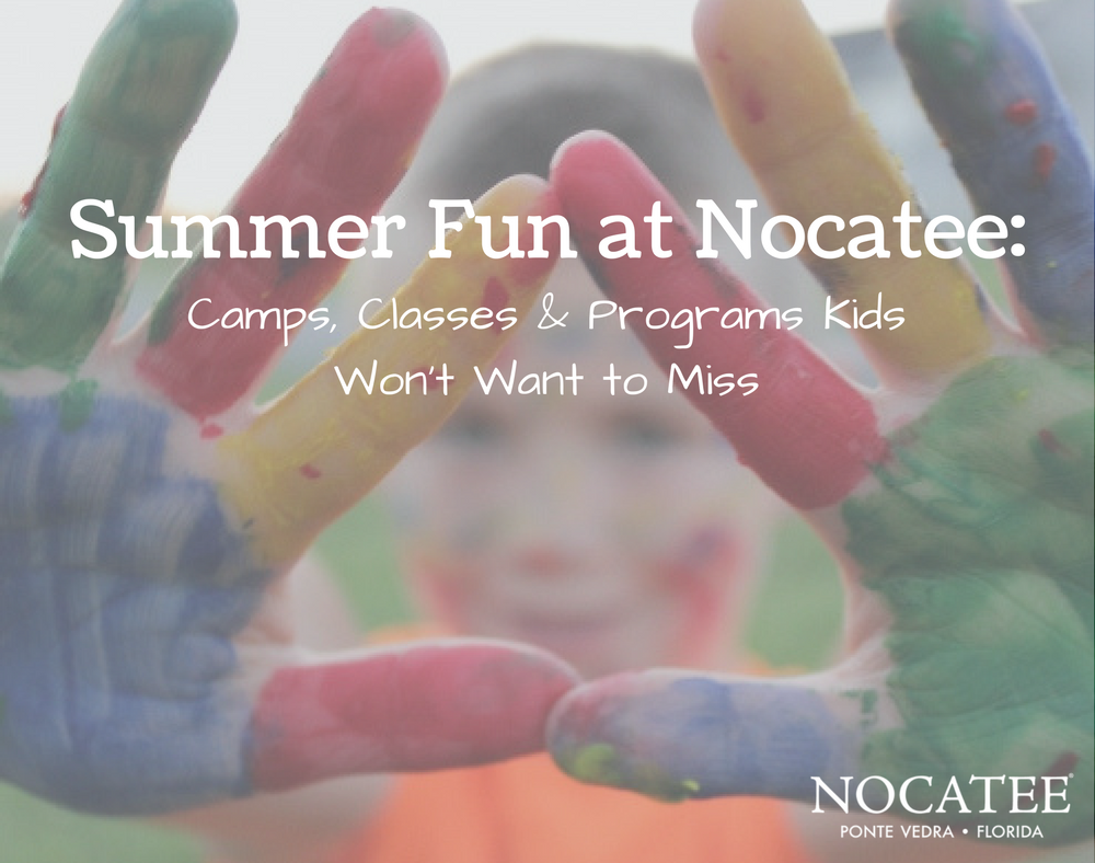 Summer Fun at Nocatee