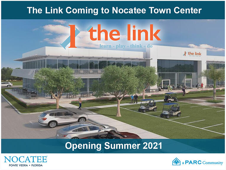 The Link Coming to Nocatee