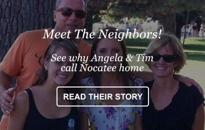 See why Angela calls Nocatee home